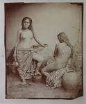 The Tahitian women
